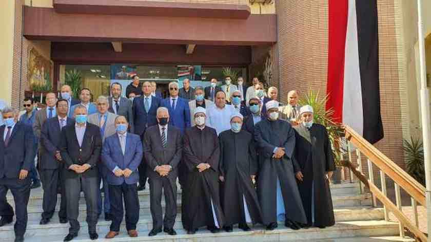 وزير الأوقاف: وصول 15 طنا من لحوم الأضاحي لمحافظة جنوب سيناء