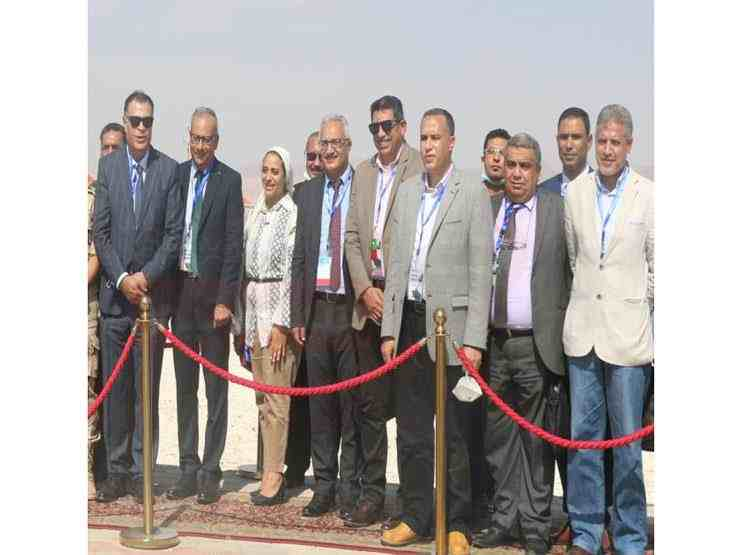 مناورة بحرية في حقل بترول بجنوب سيناء - وكالة سيناء نيوز