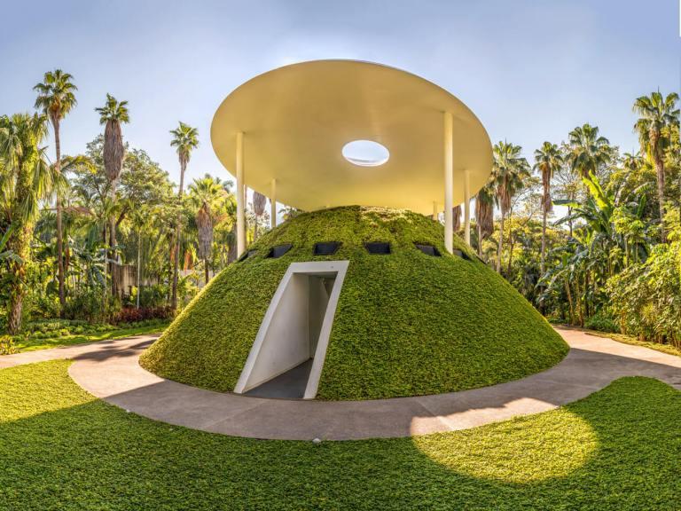 vista del jardin botanico culiacan