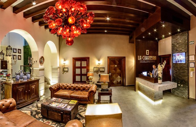 """Hotel """"La Cuarteria"""" in Mocorito"""