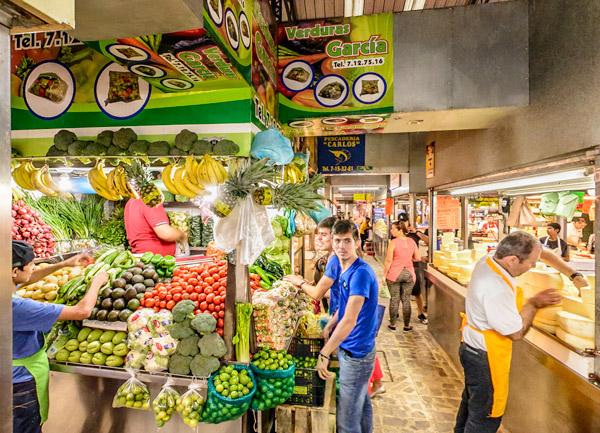 Mercado Garmendia de Culiacán