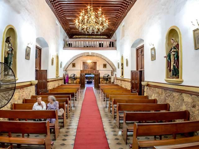 Parroquia de la Inmaculada Concepción en Mocorito