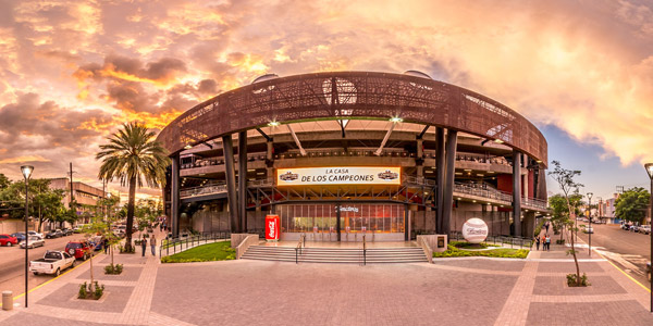 The New baseball Stadium of los Tomateros de Culiacán