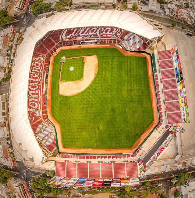 Stadium of los Tomateros de Culiacán