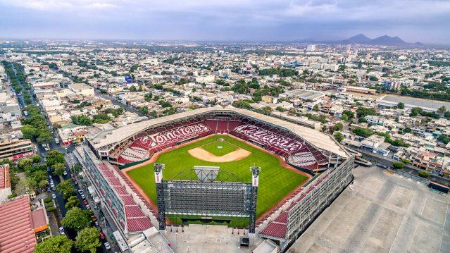 Estadio de los Tomateros de Culiacán