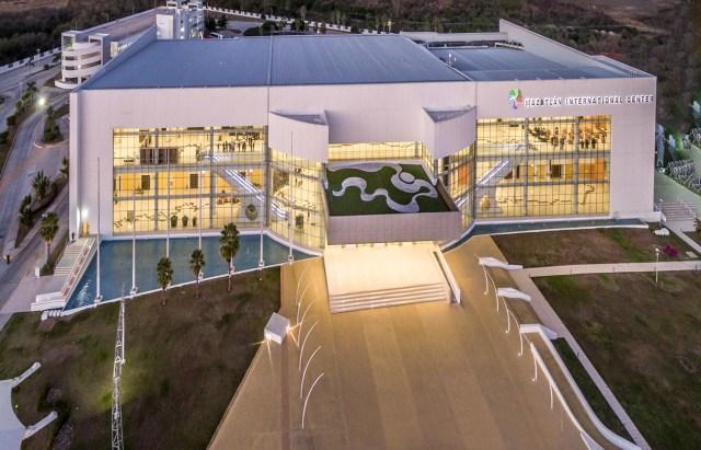 Centro de Convenciones de Mazatlán