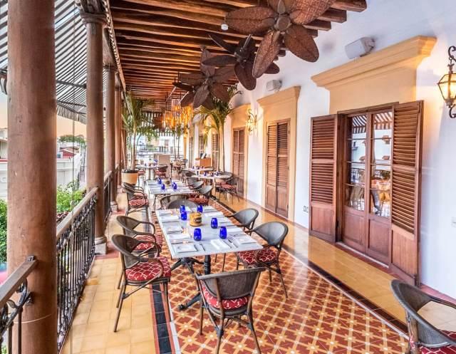 Restaurant Casa 46 en Mazatlán