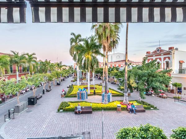 Restaurant Casa 46 in Mazatlan