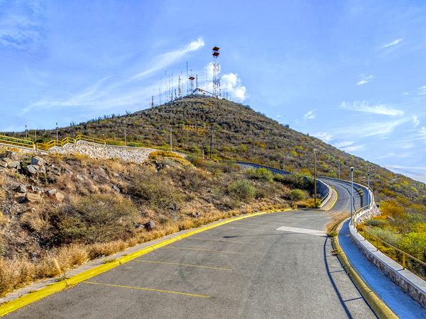 """""""El Cerro de La Memoria"""" in Los Mochis"""