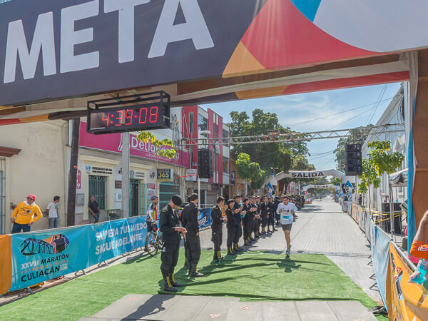 Maratón Internacional de Culiacán. Fotografía: Miguel Angel Victoria