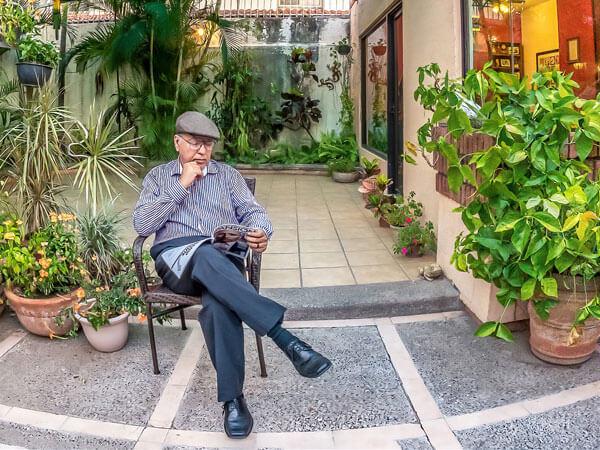 Gilberto Ceceña