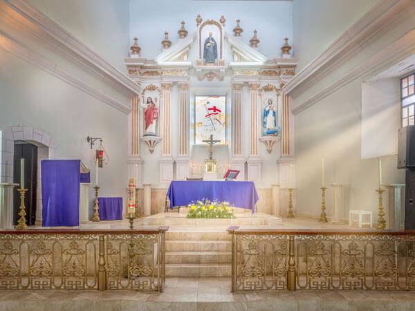 Templo de San Ignacio de Loyola
