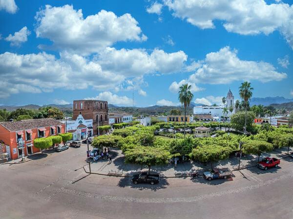 Plazuela de San Ignacio