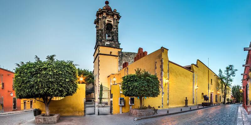 Templo de la Purísima Concepción