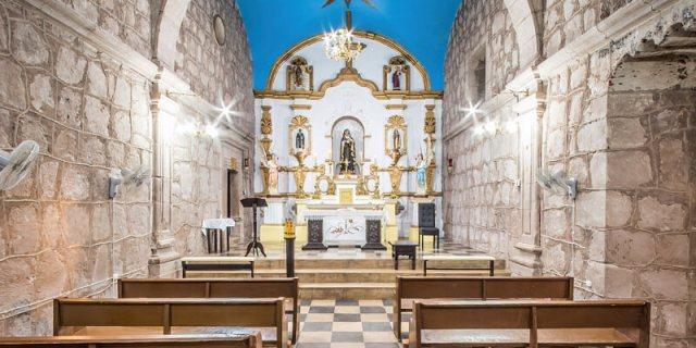 Capilla de Nuestra Señora de las Angustias en Pericos, Sinaloa