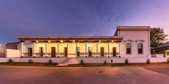 Centro Cultural Casa Peiro en Pericos, Sinaloa