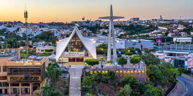 """Parroquia de Nuestra Señora de Guadalupe   """"La Lomita¨"""
