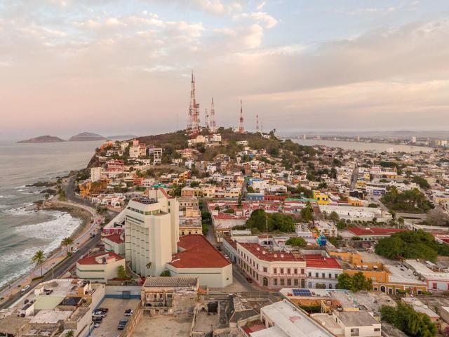 Centro Histórico de Mazatlan