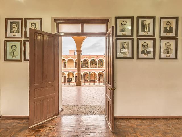Palacio Municipal de El Fuerte. Fotografía: Miguel Angel Victoria