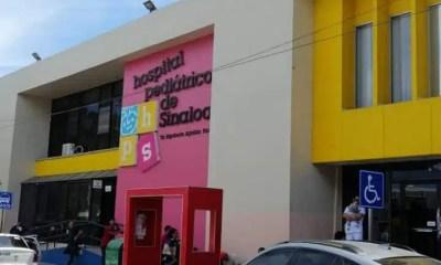 Hospital, Pediátrico, Sinaloa