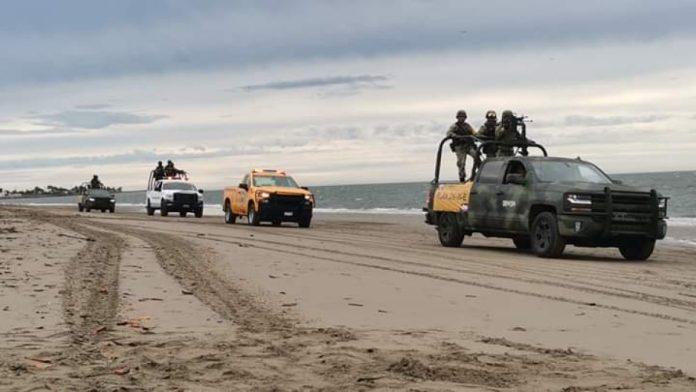 Cerraran playas de Altata por aglomeración de bañistas. - Sinaloahoy