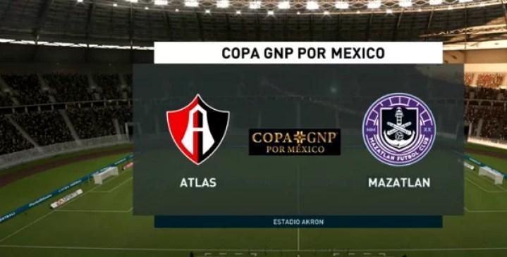 Mazatlán FC vs Atlas