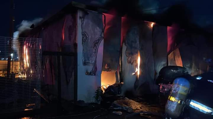 incendio mazatlán fc