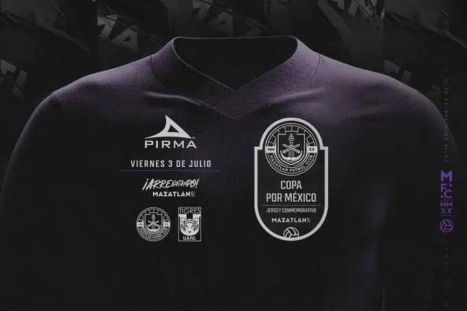 Mazatlán FC Jersey