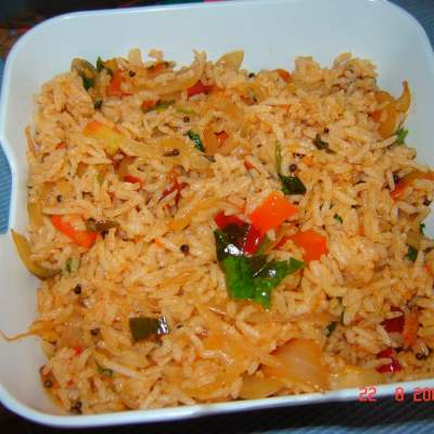 2 Minutes Fried Rice