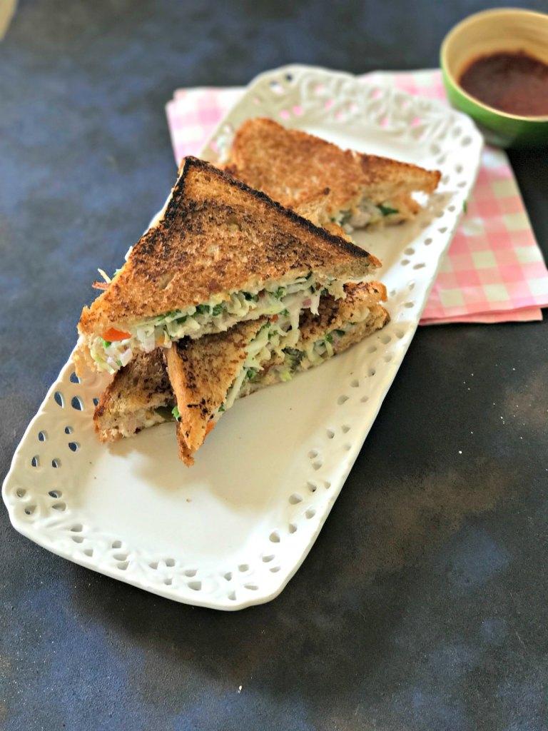 Healthy Sandwich Recipe