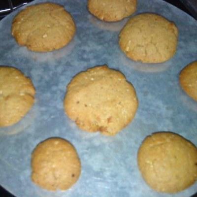 Apricot Orange Cookies