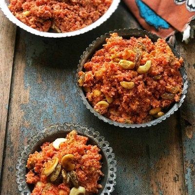 Gajar Ka Halwa – Indian Style Carrot Pudding