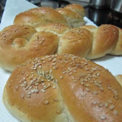 Braided Bread Recipe