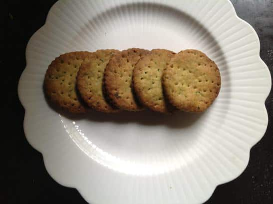 Masala Chilli Cookies