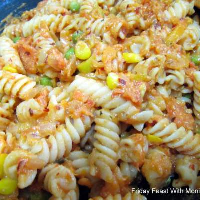 Meal in a box – Pasta