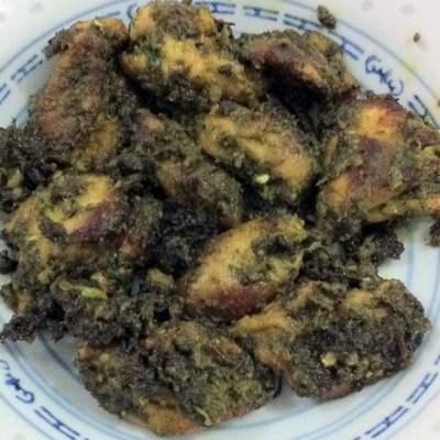 Coriander Chicken : A Guest Post