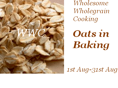 Eevnt Announcement – WWC Oats in Baking