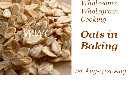 WWC Oats in Baking