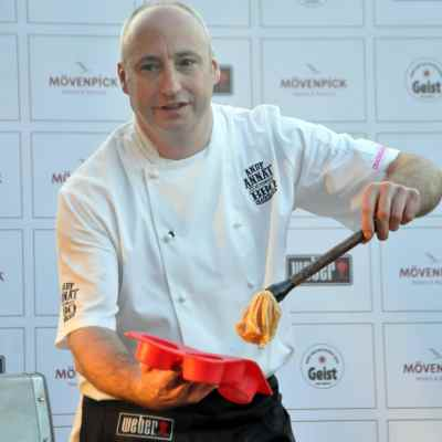 International BBQ Fest with Chef Andy Annat