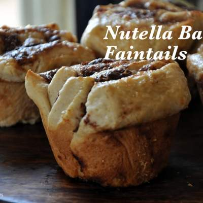 World Nutella Day – Nutella Banana Fantails