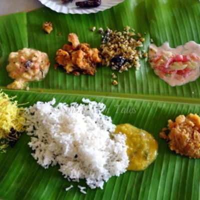 Arusuvai Madhuram : Delightful TamBram Food