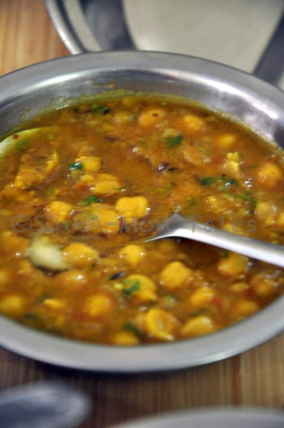 Chole At Soni Da Dhaba