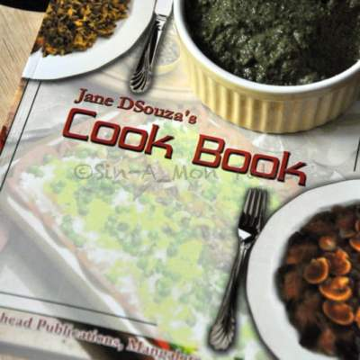 Mangalore In my Kitchen : Jane DSouza's Delightful Cookbook : Curry Leaves Chutney