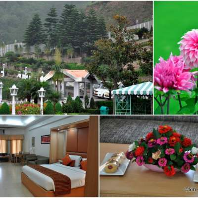 Club Mahindra Kandaghat, Himachali Thali and A Cooking Class!