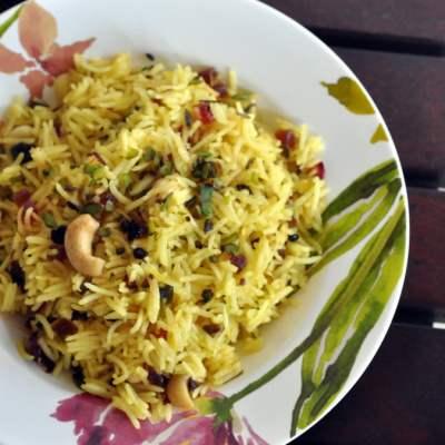 Lucknow/Awadhi Recipes : Zarda