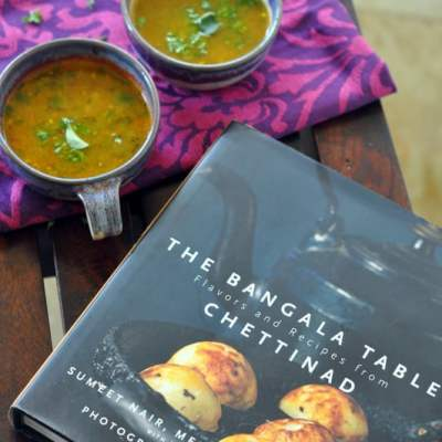 Chettinad Recipes : Crab Rasam