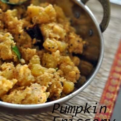 Onam Recipes : Pumpkin Errisery