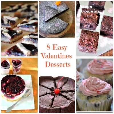 8 Valentine Special Desserts