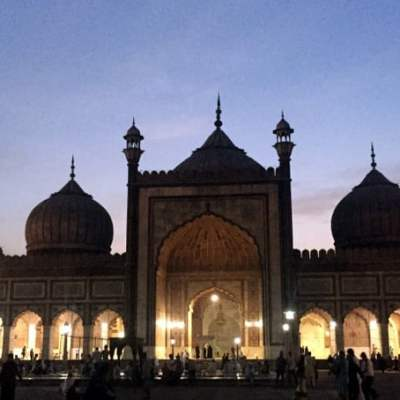 Jama Masjid Trail with JW Marriott, Aerocity