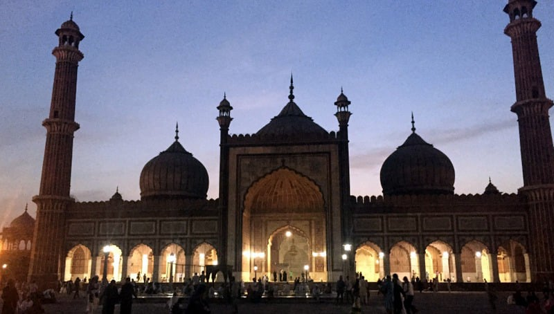 Jama Masjid Trail